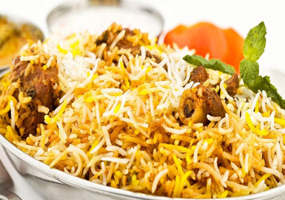 Tracing the History of Biryani